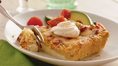 Rancher's Egg Bake