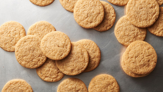 Chewy Chai Snickerdoodles