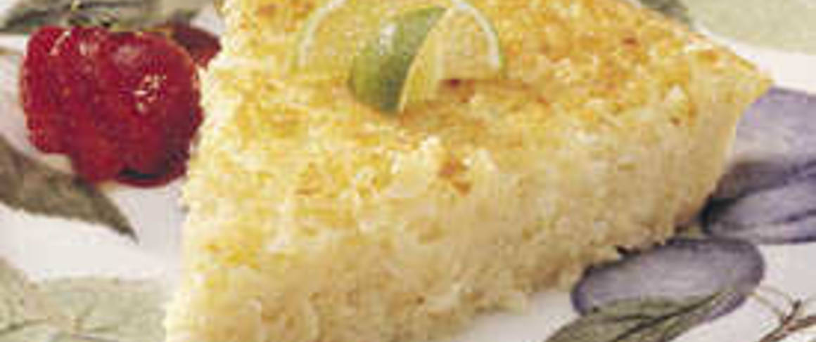 Easy french coconut pie recipe