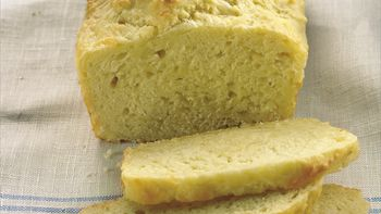Pepper Jack Cheese Quick Bread
