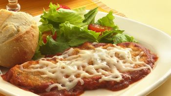 Breaded Veal Cutlets