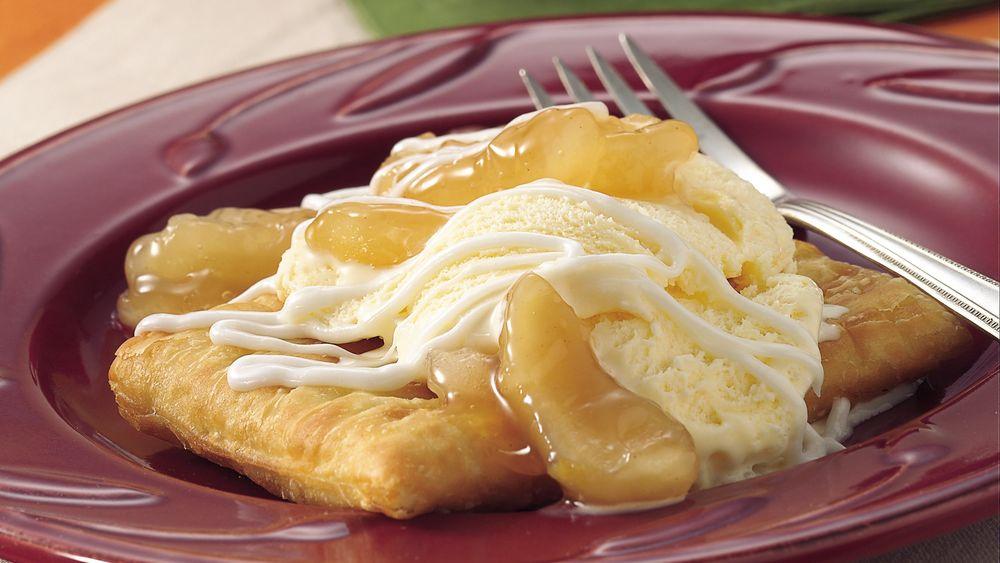 Toaster Strudel® Apple Sundaes