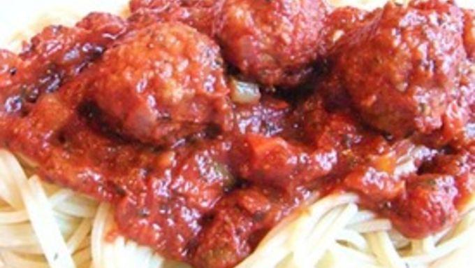 Spaghetti Sauce (Rule of One)