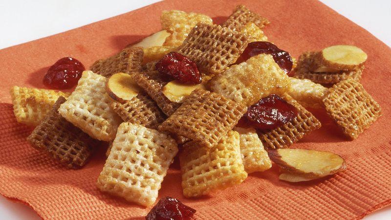 Cranberry-Orange Chex Mix® Snack