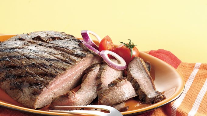 So-Simple Flank Steak