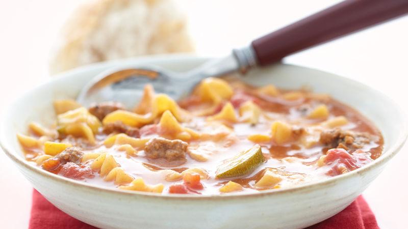 Quick Italian Soup