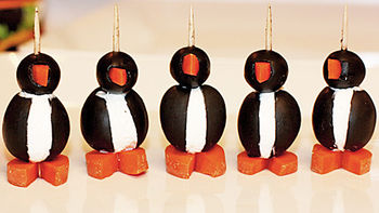 Penguin Appetizers