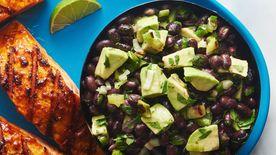 Black Bean, Avocado and Red Pepper Quesadilla Recipe ...