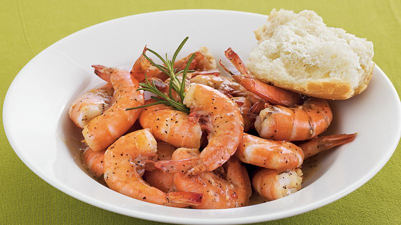 Skillet Barbecue Shrimp