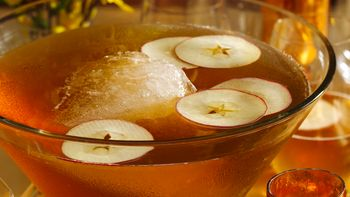 Sparkling Ginger Hard Apple Cider