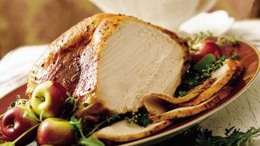 Thyme-Roasted Turkey Breast