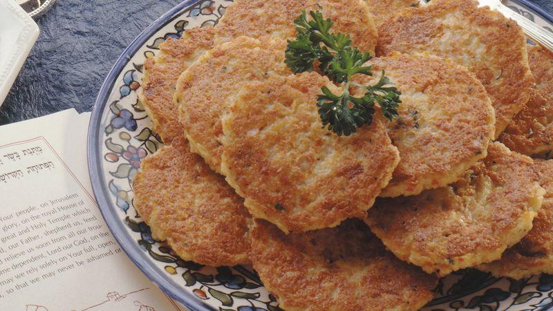 Potato Kugel Puffs