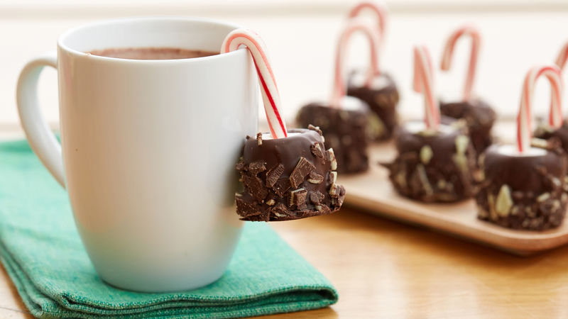 Dark Chocolate Marshmallow Mug Mates