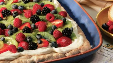 Easy Fresh Fruit Tart