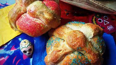 Pan de los Muertos