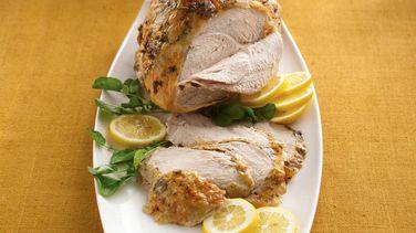 Lemon and Herb Roast Turkey Breast