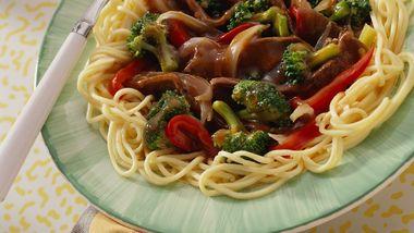 Spicy Broccoli-Beef Stir-Fry
