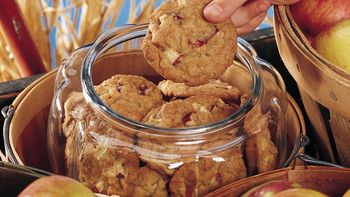 Old-Fashioned Apple Cookies