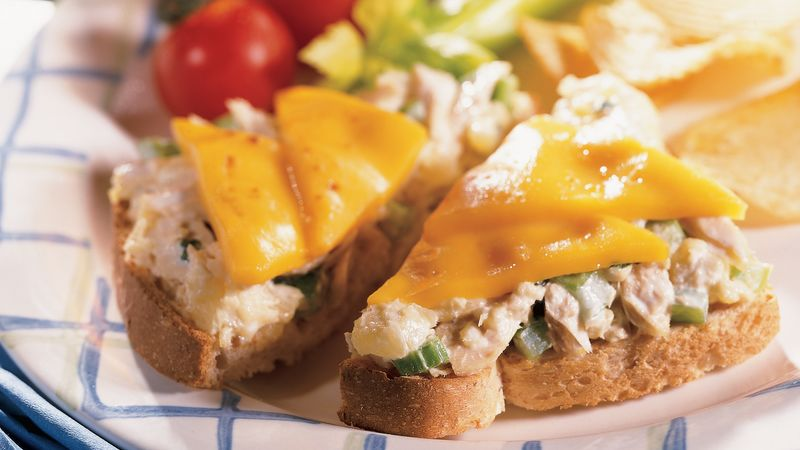 Terrific Tuna Melts