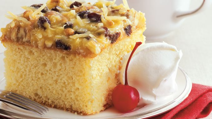 Easy Lane Cake recipe - from Tablespoon!
