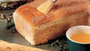 Rosemary Batter Bread