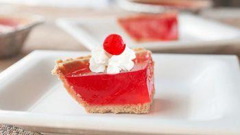 Cherry Pie Jello Shots