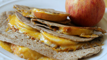 Apple Quesadillas