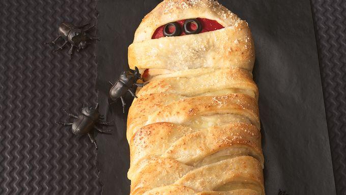 Chicken  Mummy
