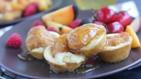 Chicken Nugget And Waffle Cupcakes Recipe From Tablespoon