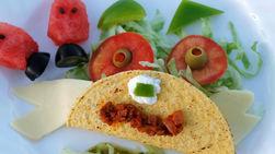Chori-Monster Tacos