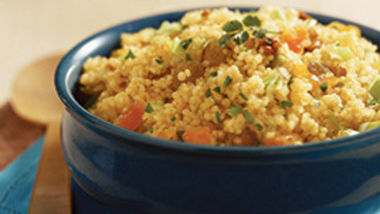 Quinoa with Apricots and Pecans