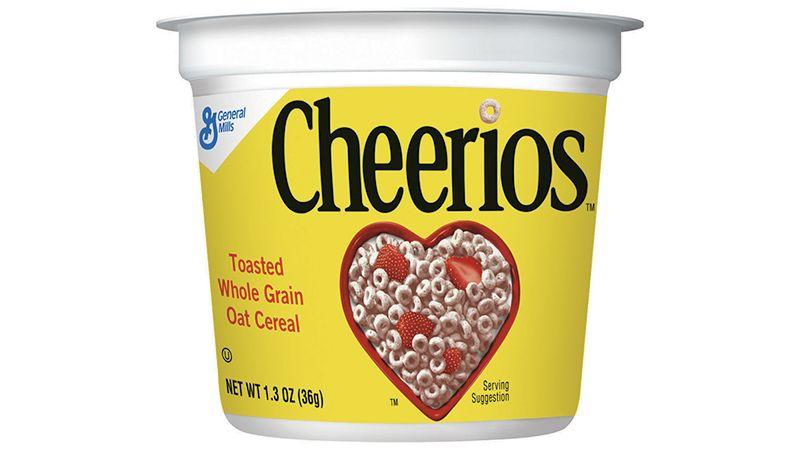 Cereal Single Serve Cup 1.3 oz