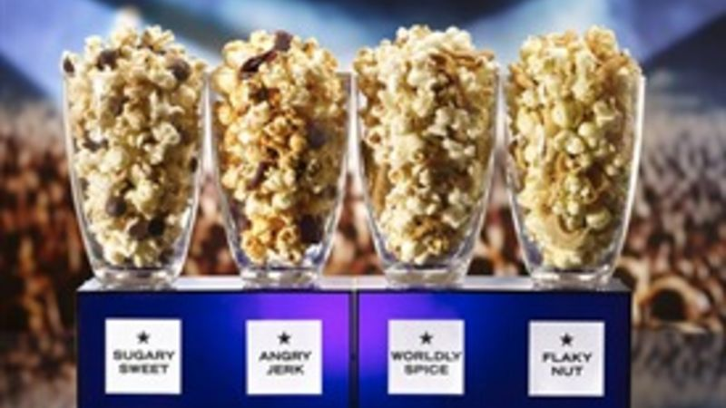 You Be The Judge Popcorn Mix