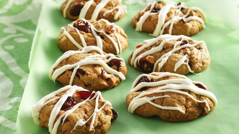 Carrot-Spice Cookies