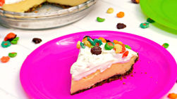 Vanilla Cream Trix™ Pie