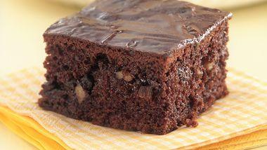 Chocolate Honey Bun Cake