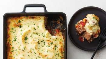 Boneless Short Rib Shepherd's Pie