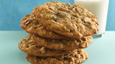 Old Fashioned Oatmeal Raisin Cookies Recipe From Betty Crocker