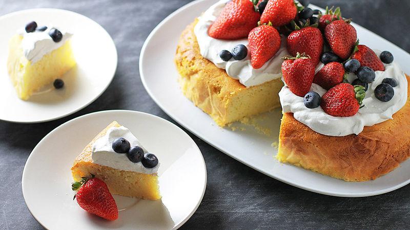 Slow-Cooker Pancake Cake