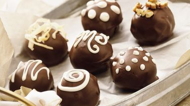 Exquisitas Trufas de Chocolate