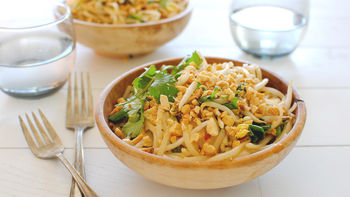 Super Easy Pad Thai