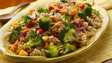 Fresh Vegetable-Pasta Salad