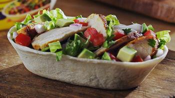 Zesty Chicken & Avocado Ten Minute Tacos