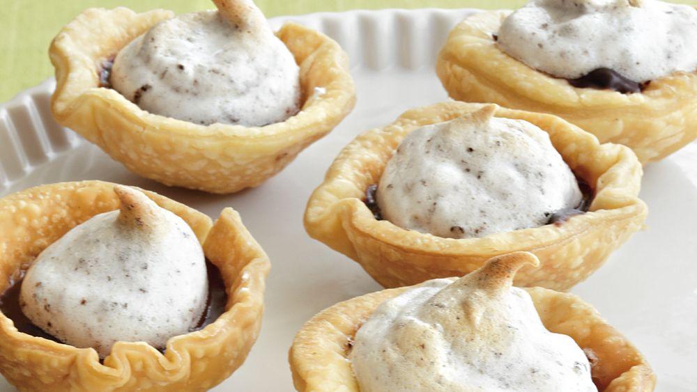No Fail Chocolate Meringue Pie