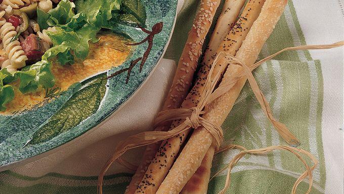 Easy Pizza-Crust Breadsticks