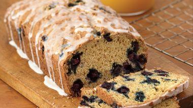 Fiber One® Blueberry-Orange Bread