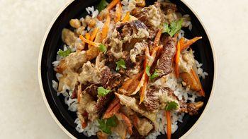 Thai Beef Massaman