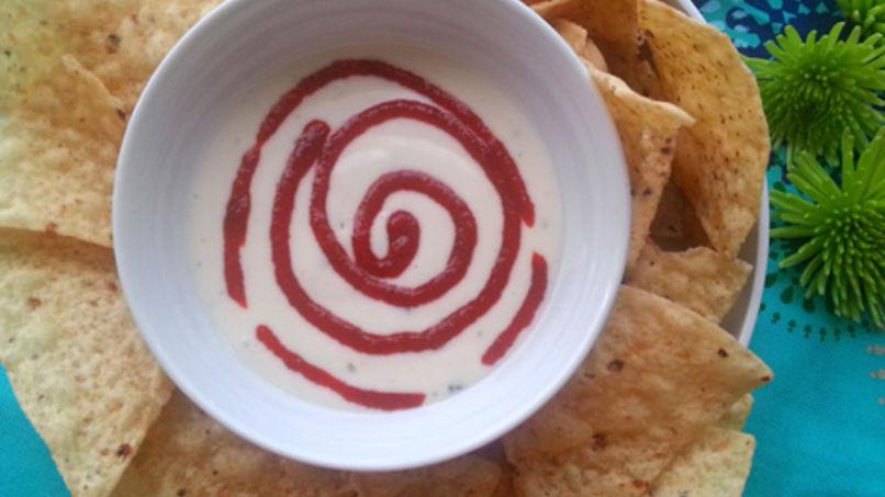 Dip Cremoso de Sriracha