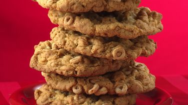 O My! Giant Oat Cookies
