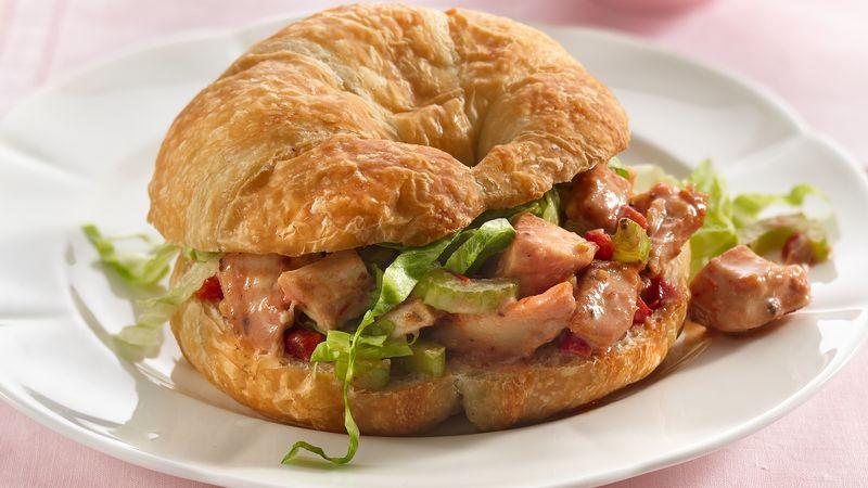 Chicken Louis Sandwiches